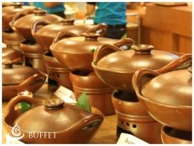 Buffet Menu di Cupuwatu Resto
