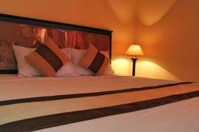 Kamar yang nyaman untuk Anda