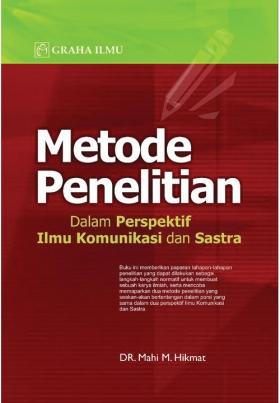 Buku Metode Penelitian