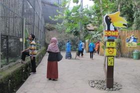 Suasana di Dalam Gembira Loka Zoo