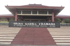 Auditorium Grha Sabha Pramana UGM