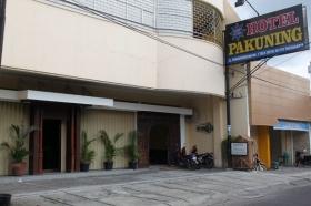 Hotel Pakuning Yogyakarta