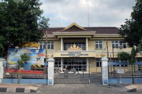 Asrama mahasiswa Lampung