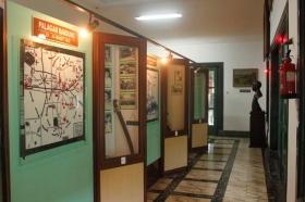 interior museum TNI AD Dharma Wiratama