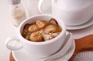 Menu Loving Hut - Prosperity Soup