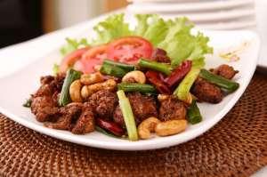 Menu Loving Hut - Tasty Kung Pao