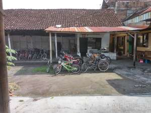 kantor pengelola pasar sepeda GAPPSTA yogyakarta
