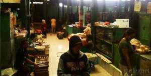 Bagian dalan Pasar Patuk