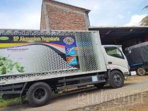 sarana distribusi SP Aluminium