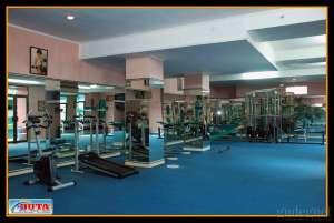 fasilitas fitnes centre di apartmen sejahtera