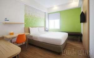 Zest double room