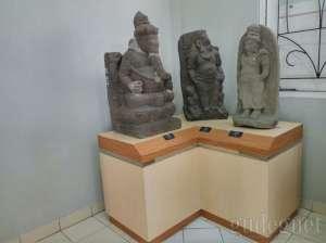 koleksi sejarah peninggalan Keraton Pleret