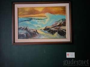Koleksi Lukisan di Museum Taman Tino Sidin