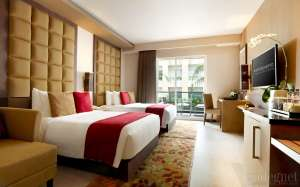 Eastparc deluxe room