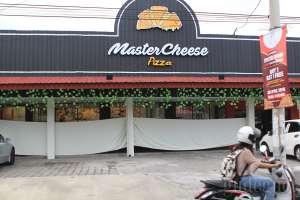 MasterCheese Pizza Jogja