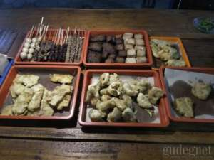 Menu Angkringan Legendaris