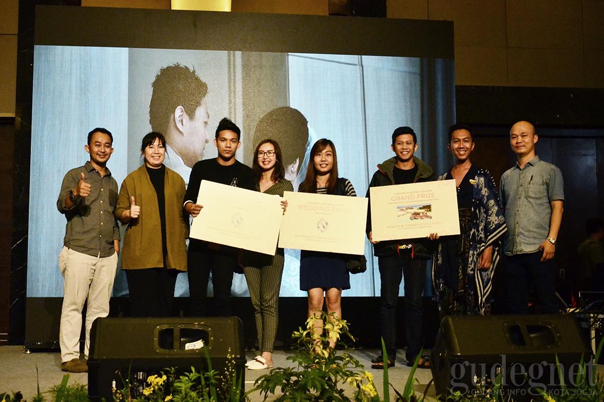 Weddingku Exhibition Yogyakarta Raup 5 Miliar, Pemenang Bulan Madu Maladewa Diumumkan