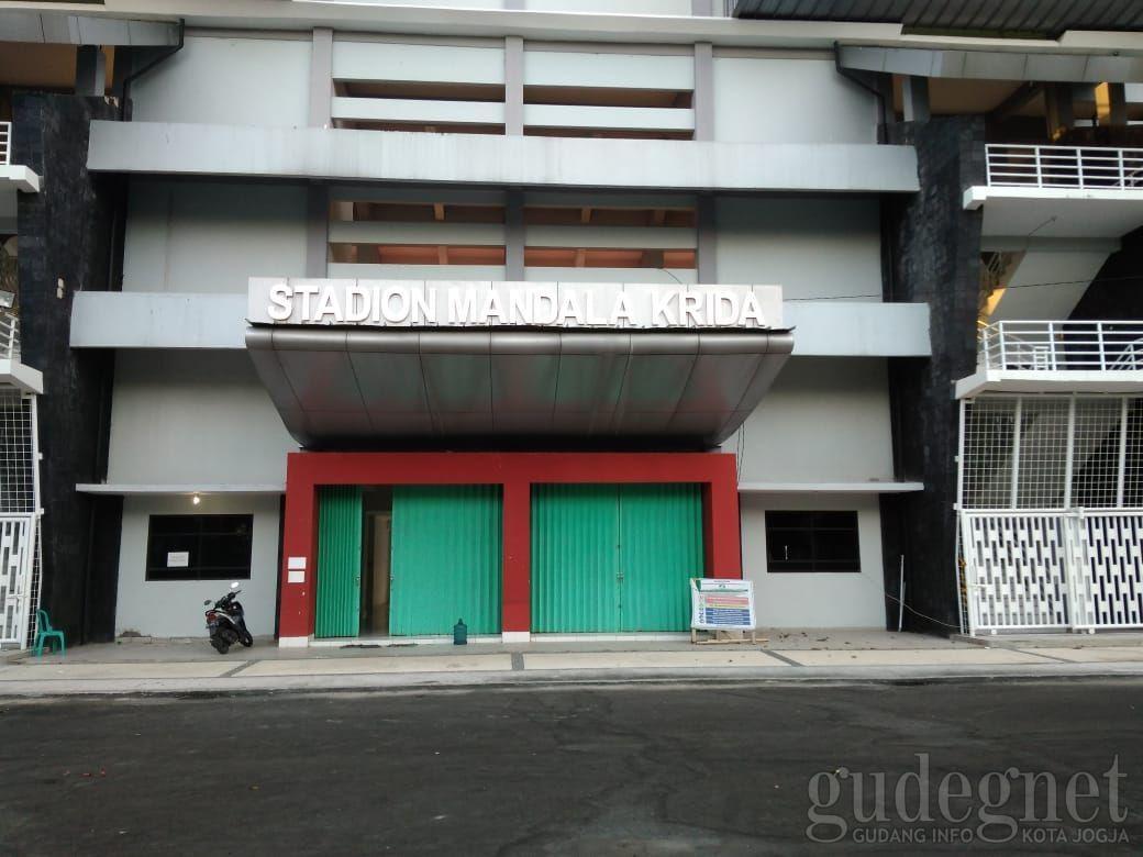 Renovasi Stadion Mandala Krida Sudah Mencapai 75 Persen