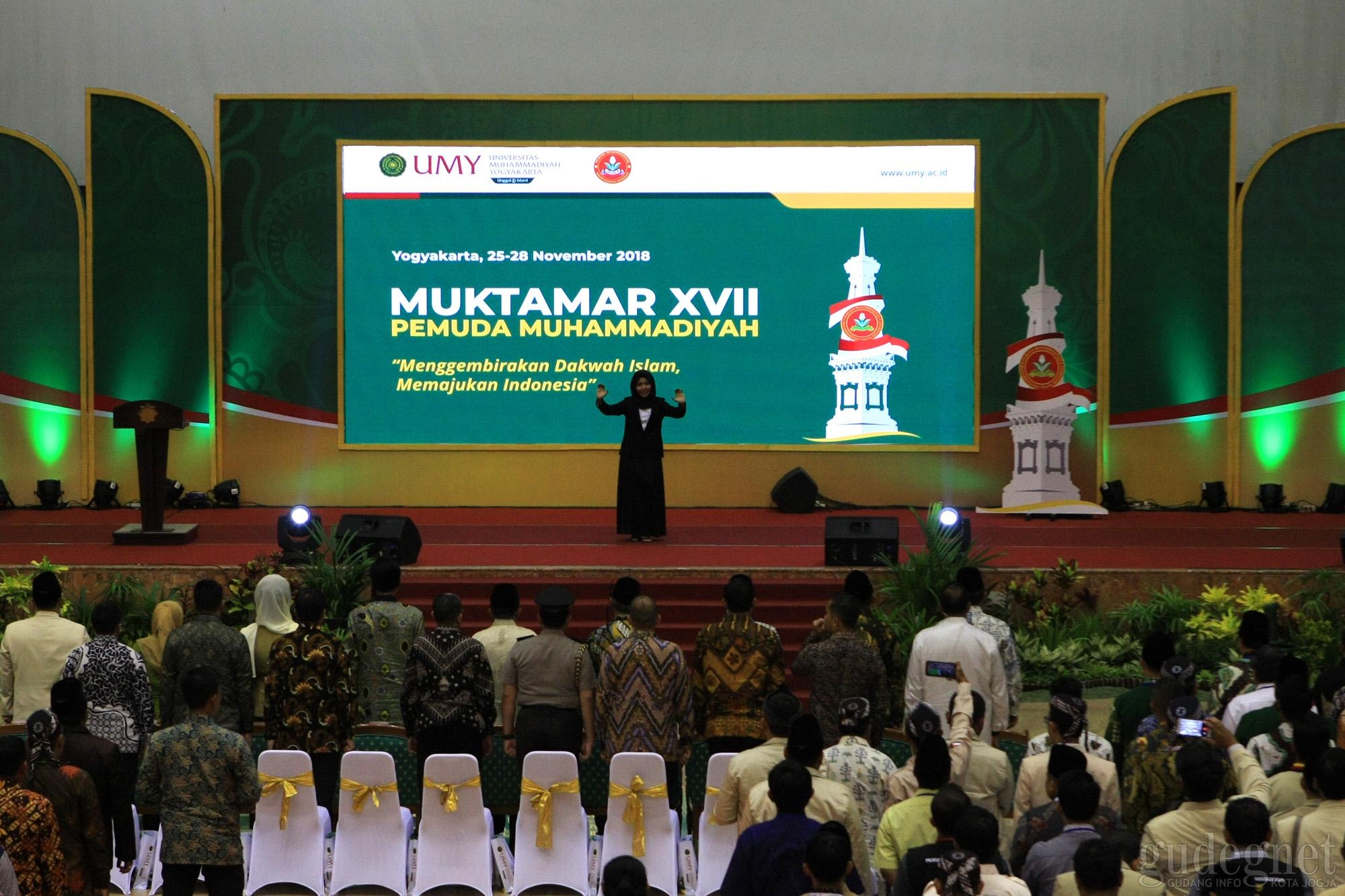 Sah! Sunanto Jabat Ketum PP Pemuda Muhammadiyah 2018-2022