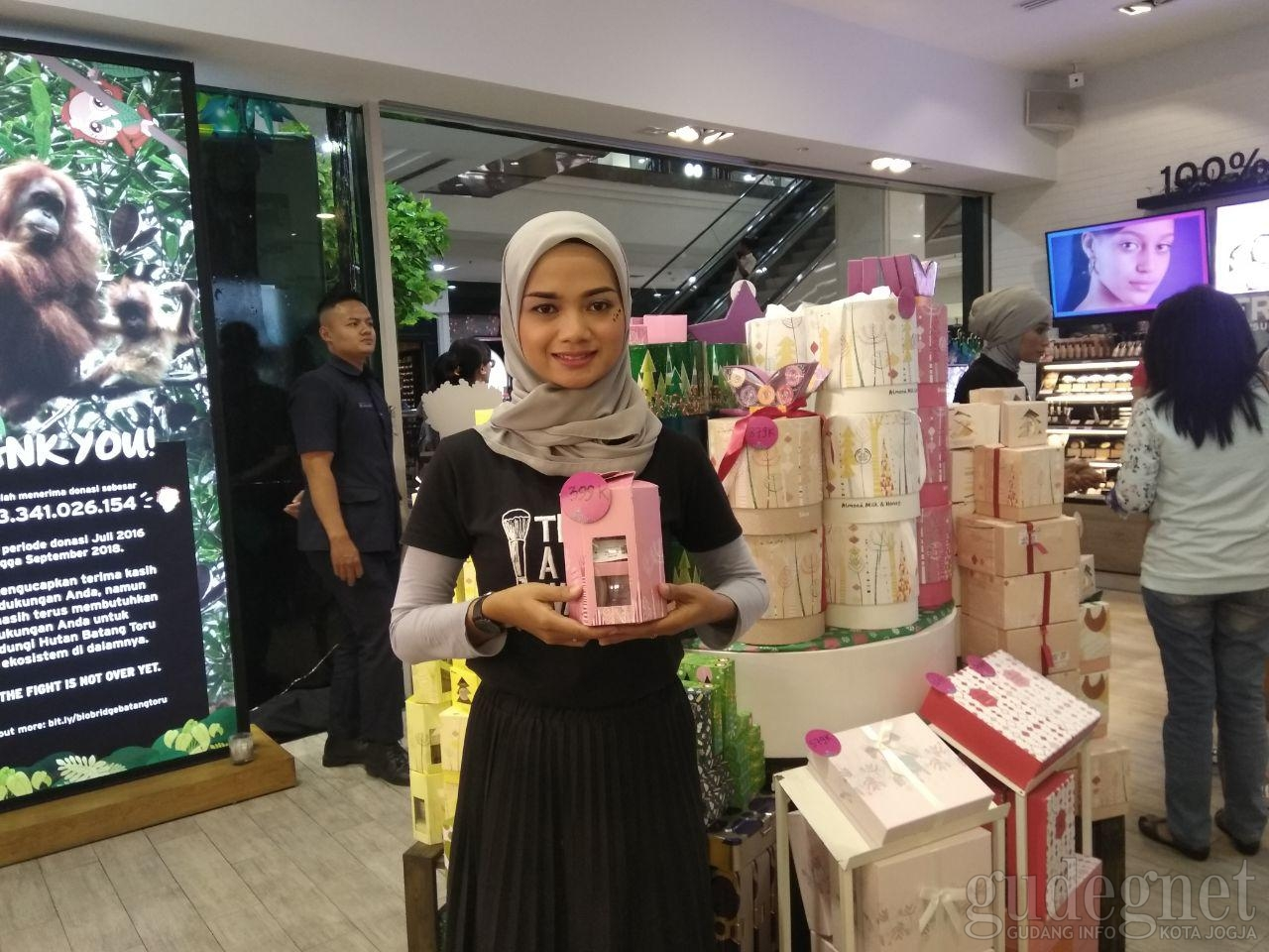 The Body Shop Hadirkan Kado Spesial Natal dan Beragam Produk Limited Edition