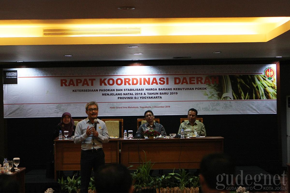 Ini Harga Bahan Pokok Yogyakarta Hasil Pantauan Bappebti Kemendag RI