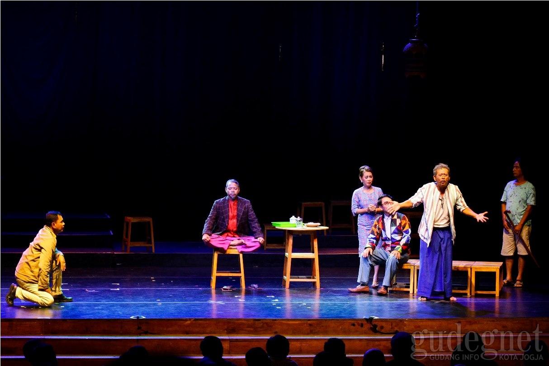 Pertunjukan Teater Sengkuni 2019 Dipentaskan di TBY