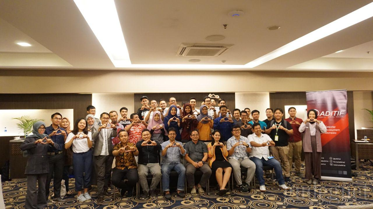ADITIF Pitch Day, Koneksikan Startup dengan Angel Investor