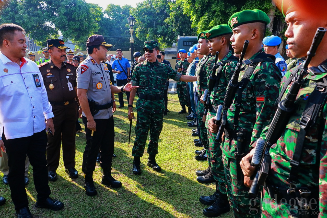 Amankan Lebaran, Polda DIY Gelar Operasi Ketupat Progo 2019