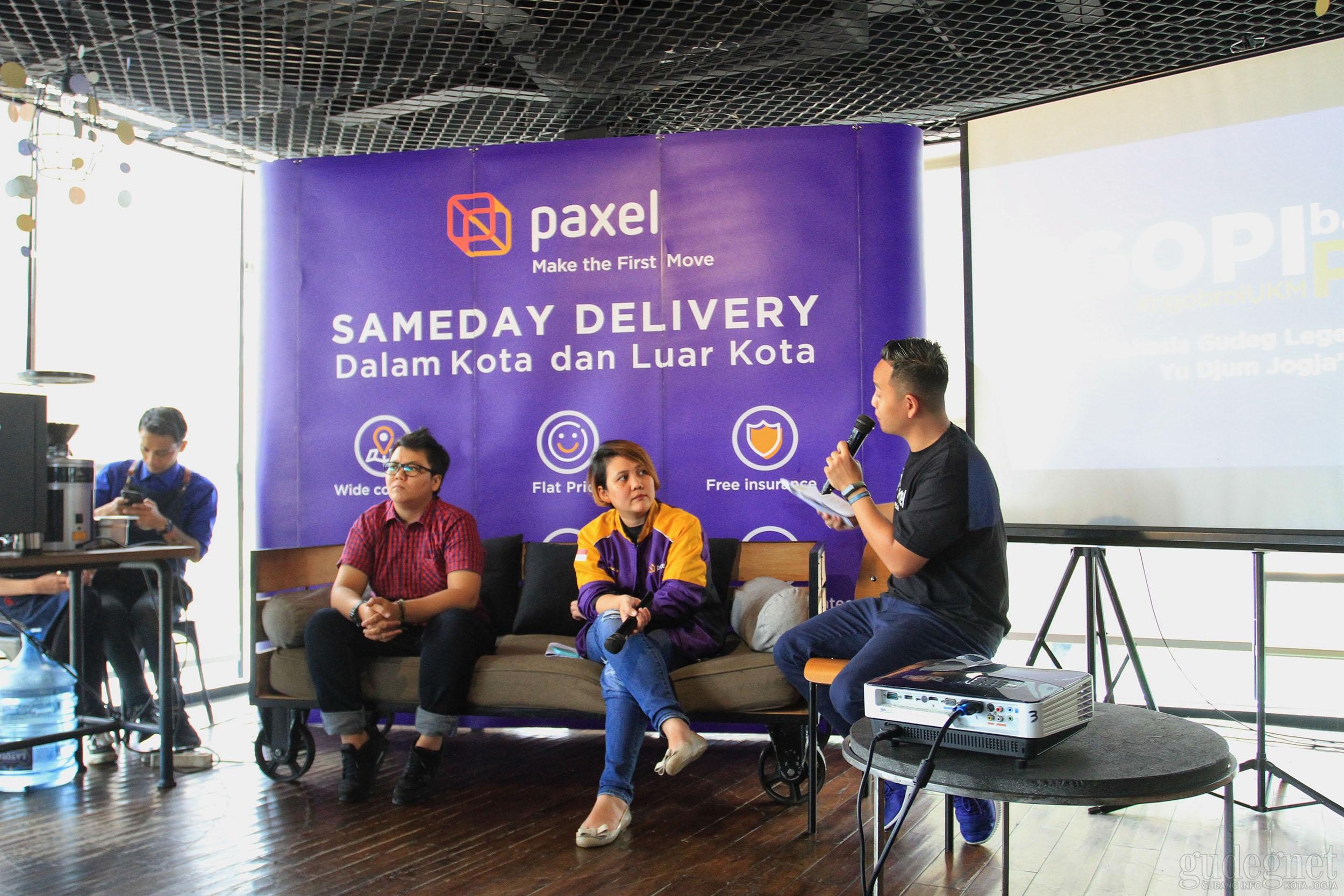 Pertahankan Eksistensi, Gudeg Yu Djum Gabung Aplikasi Paxel