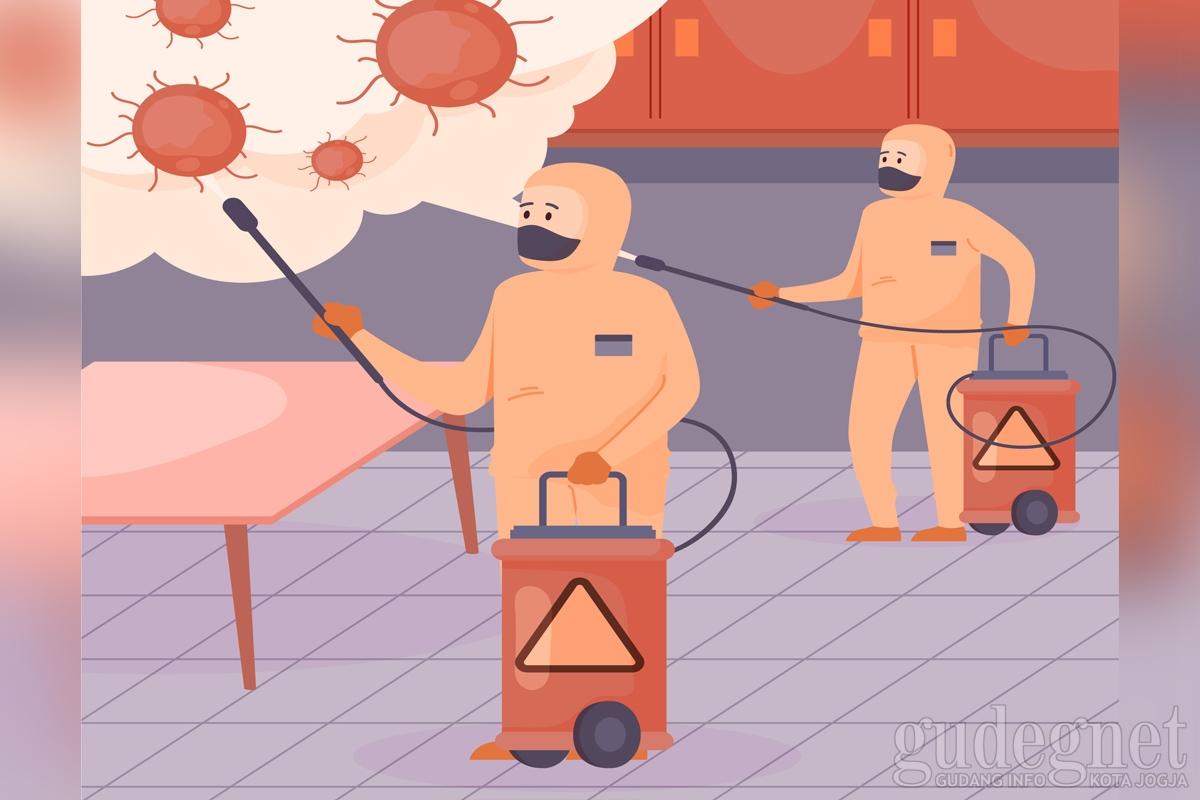 Cara Membuat Disinfektan dan Mensterilkan Rumah
