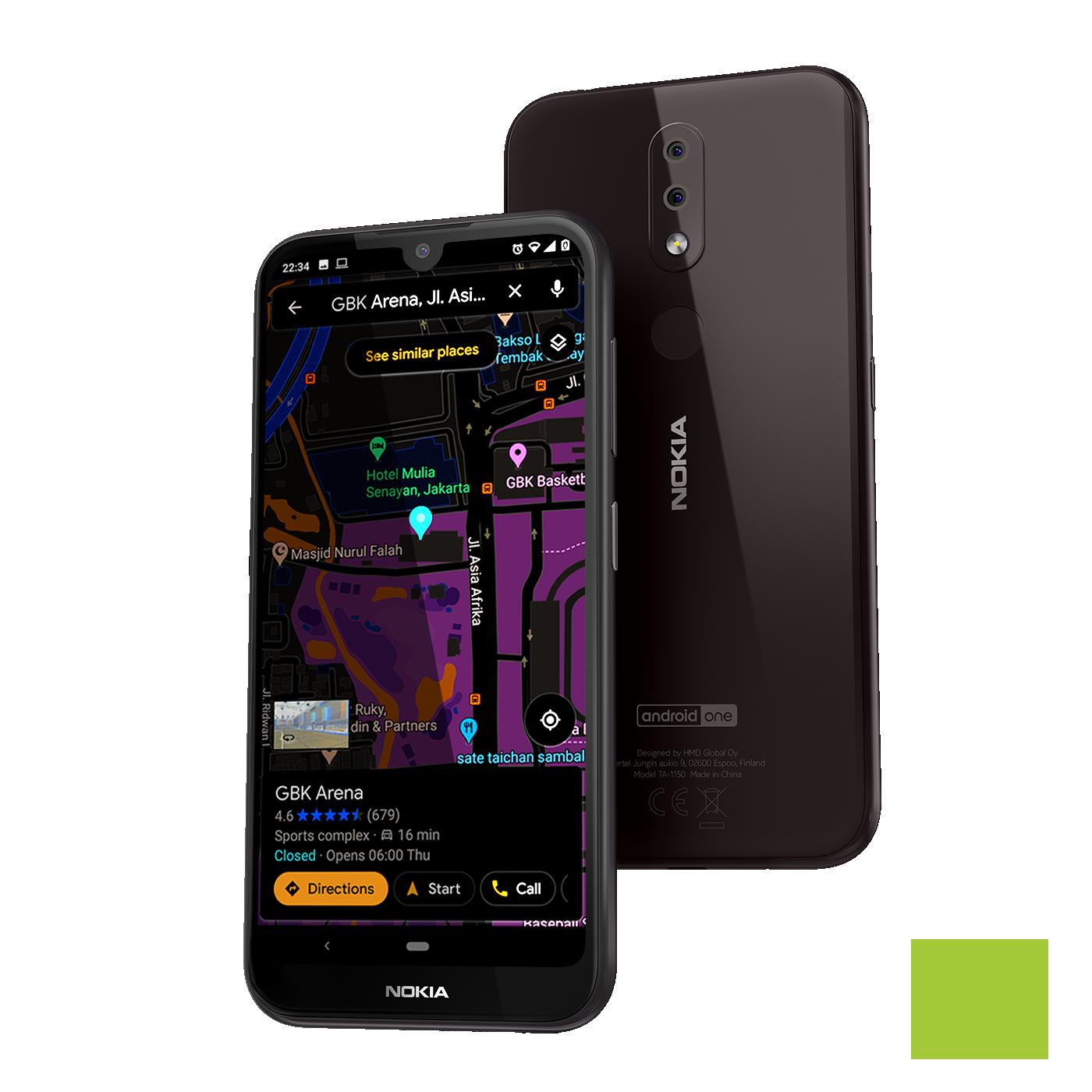 Nokia 4.2 Hadir dengan Android 10