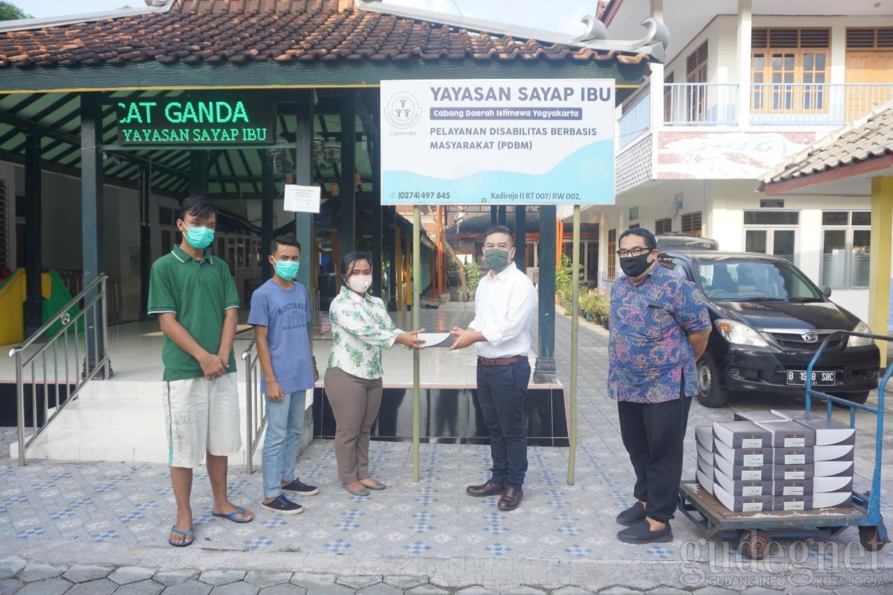 Sheraton Cares, Berbagi di Tengah Ramadan dan Pandemi