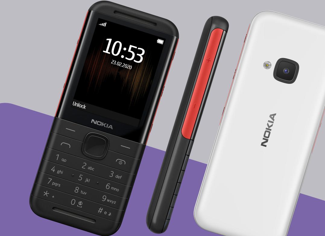 Nokia 5310 Hadir Kembali, Resmi Meluncur di Indonesia
