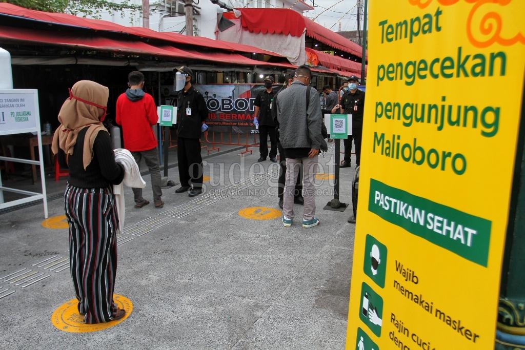 Berwisata ke Yogyakarta, Wisatawan Wajib Bawa Surat Sehat