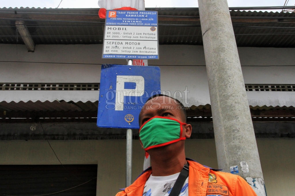 Pemkot Yogyakarta Berlakukan Tarif Parkir Baru di Sejumlah Titik, Ini Lokasinya
