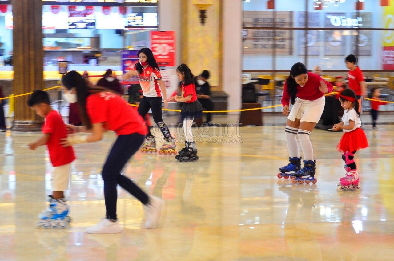 Roller Skate Championship Hadir di SCH