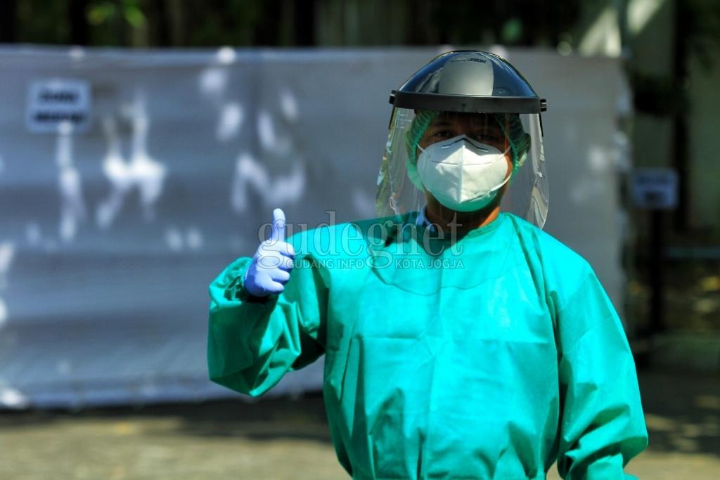 Status Tanggap Darurat Covid-19 DIY Diperpanjang Sampai 30 September