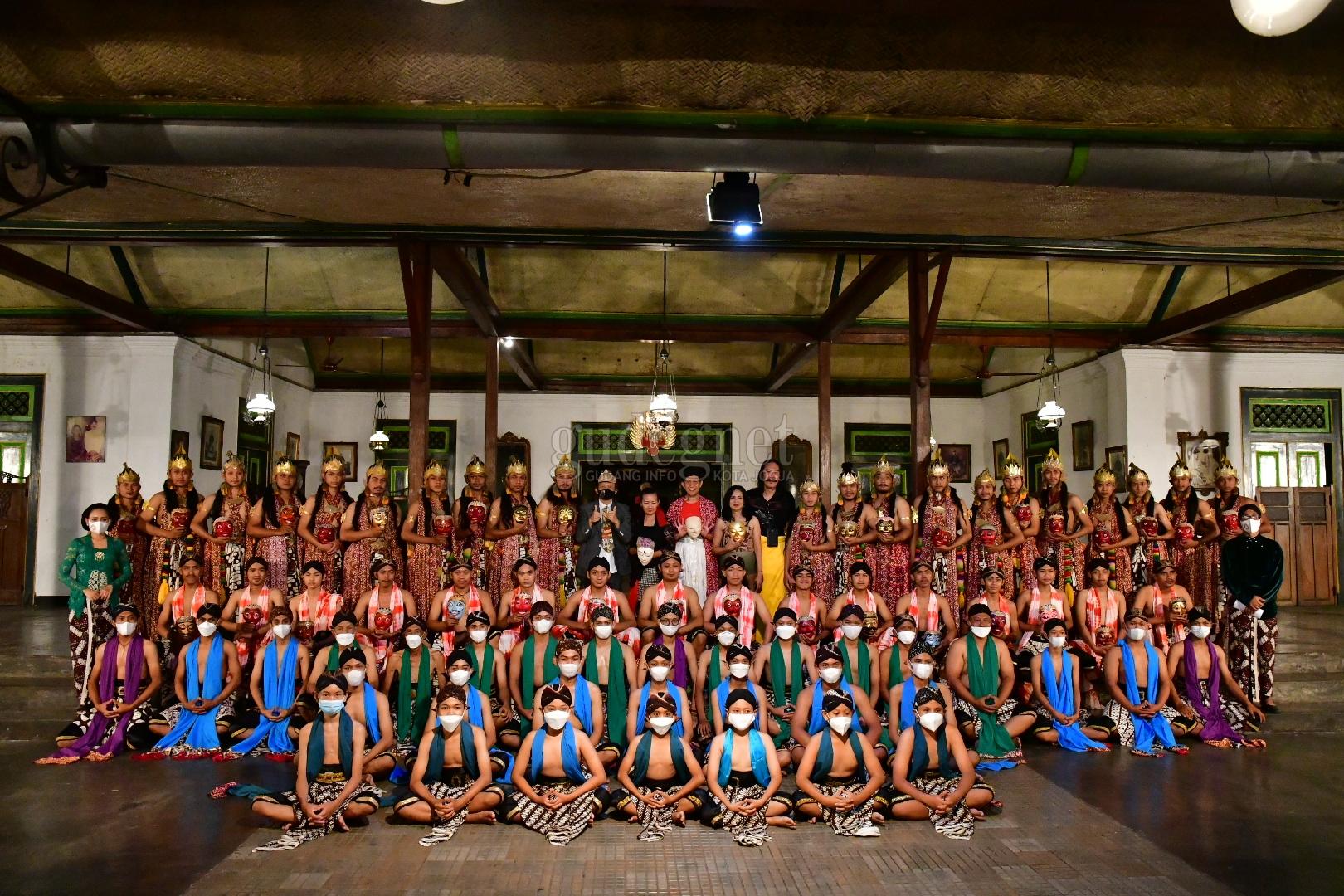 Peringatan Hari Tari di Yogya Dimeriahkan Lebih dari 70 Penari dan Maestro Tari