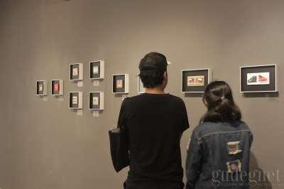 Menikmati Lukisan di Saklar dalam Pameran International Artswitch