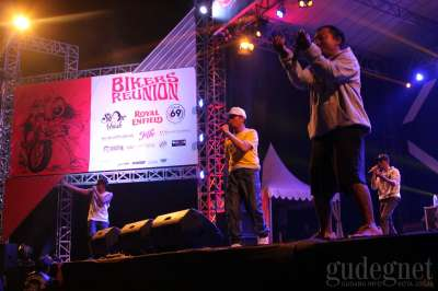 Jogja Hip Hop Foundation Tutup Event Djogjantique Day 2018