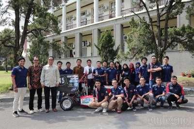 Bimasakti Racing Team UGM Raih Dua Penghargaan dari Japan SAE