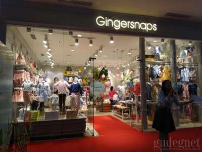 Gingersnaps Ramaikan Dunia Fesyen Anak-anak di Jogja