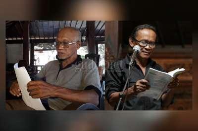 Sastra Bulan Purnama Edisi Spesial Tampilkan Dua Penyair yang Sempat Hilang