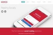 Revolusi Minat Baca Melalui Sosial Media MOCO