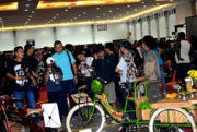 Daniest Trike Bike Peroleh BEST CONCEPT di Kustomfest 14