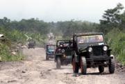 Meski BBM Naik, Wisata Petualangan Jeep Tetap Ramai