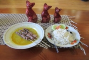 Trik Agar Daging Kambing Tak Alot & Bau