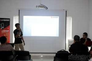 Citrahost Beri Pelatihan Pembuatan Web