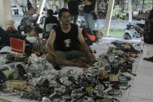 Djogjantique Day 2017, dari Penggemar Motor Antik Hingga Pedagang
