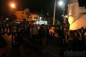Keraton Yogyakarta Gelar Ritual Mubeng Beteng